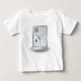 108Metal Safe_rasterized Baby T-Shirt