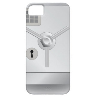 108Metal Safe_rasterized iPhone 5 Covers