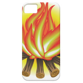 109Fire _rasterized iPhone 5 Cases