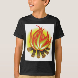 109Fire _rasterized T-Shirt