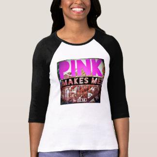 "10:01 SUNRISING: ""THINK PINK"" T-SHIRT"