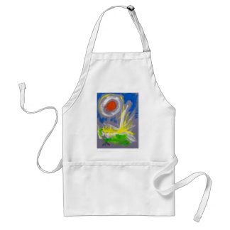 10-2 Abstract by Piliero Standard Apron