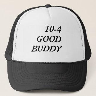 10-4 TRUCKER HAT