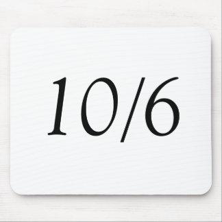 10 6 MOUSE MAT