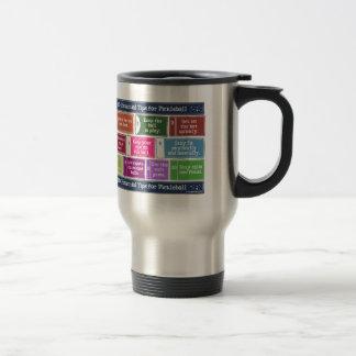 10 Essential Tips for Pickleball Travel Mug