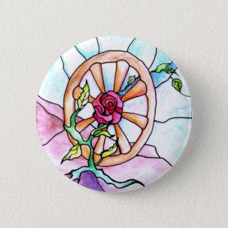 10 - Fortune 6 Cm Round Badge