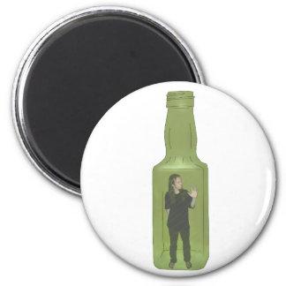 10 green bottles 1 refrigerator magnet