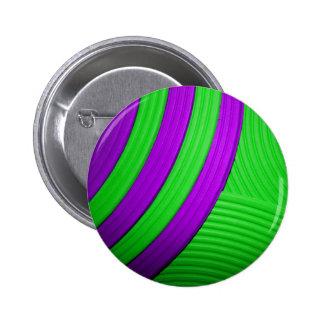 10 Green & Purple Button Buttons