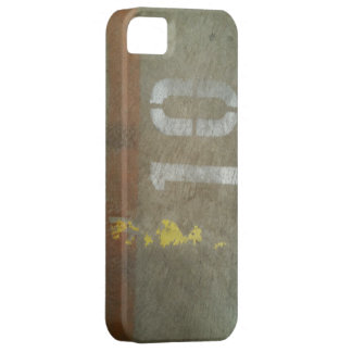 10 on concrete iPhone 5 case