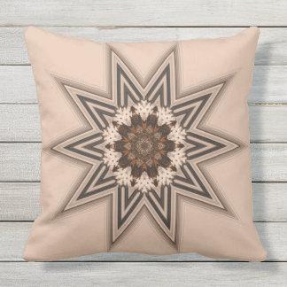 10 Point Star Outdoor Cushion