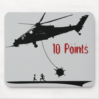 10 Points Mouse Pad
