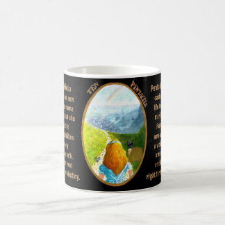 10. Ten of Pentacles - Alice tarot Coffee Mug