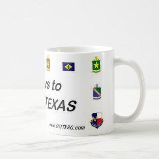 10 ways to serve Texas Coffee Mugs