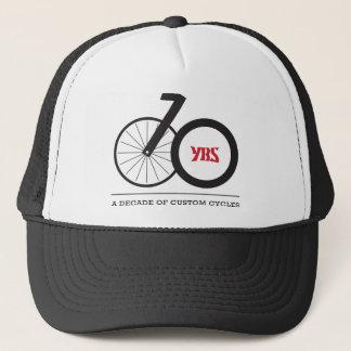10 Year Anniversary Trucker Style Trucker Hat