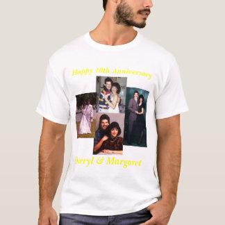 10 Year Wedding Anniversary T-Shirt