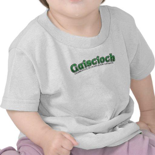 10 Years of Gaiscioch Tshirt