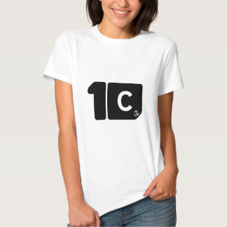10th anniversary logo t shirt