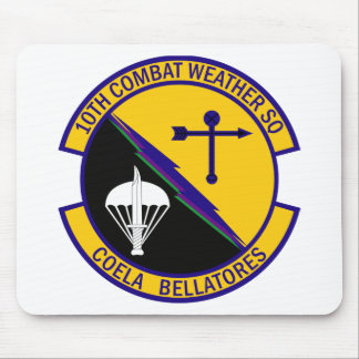 10th Combat Weather Squadron Mouse Pad