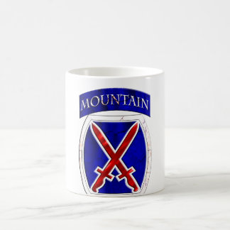 10th Mountain Division Coffee Mug