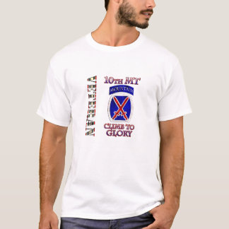 10th Mountain OIF Veteran T-Shirt