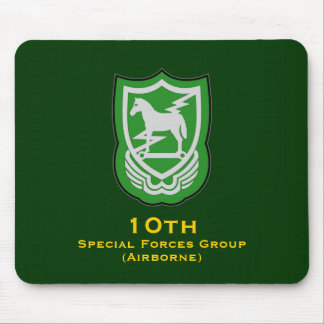 10th SFG-A 1 Mouse Pad
