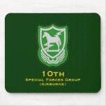 10th SFG-A 1 Mousemat