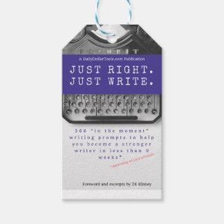 """10tshirts.com custom gift tag or book mark. 3.5x2"""""""