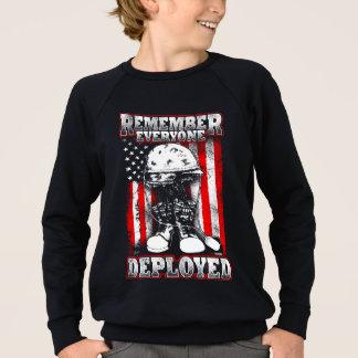 10tshirts.com design RF2 Kids long sleeve Sweatshirt