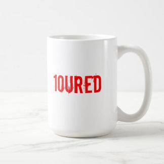 10URED - Tenure Coffee Mug