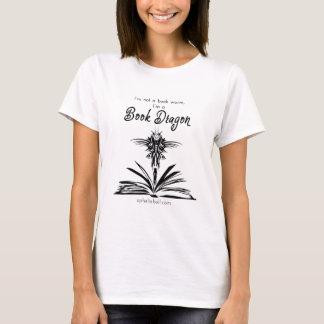 10x10-BookDragon T-Shirt