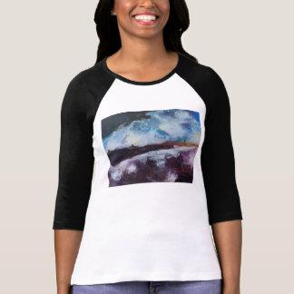 111 - Womens Baseball T-Shirt