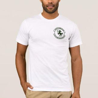 112 Cyber Ops Matrix Logo T-Shirt
