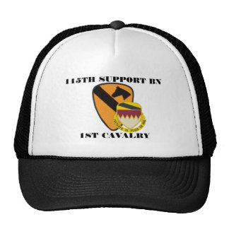 115TH SUPPORT BATTALION 1ST CAVALRY HAT