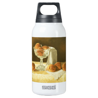 1181 Peaches in Glass Compote 0.3L Insulated SIGG Thermos Water Bottle