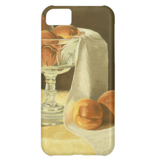 1181 Peaches in Glass Compote iPhone 5C Case