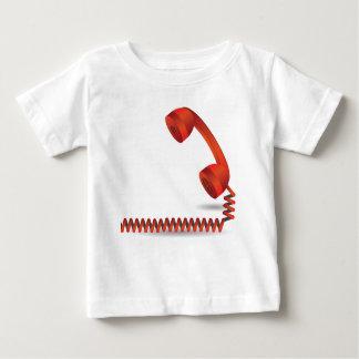 118Red Rhone _rasterized Baby T-Shirt