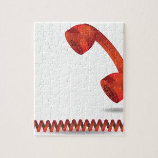 118Red Rhone _rasterized Jigsaw Puzzle