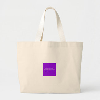 119 Small Business Owner Gift - Follow Dream Large Tote Bag