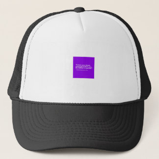 119 Small Business Owner Gift - Follow Dream Trucker Hat