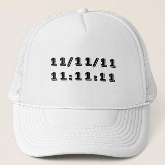 11/11/11 11:11:11 hat