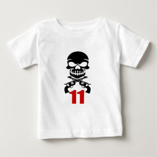 11 Birthday Designs Baby T-Shirt