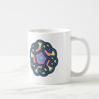 11 oz. Celtic Daisy Chain Knot Mug