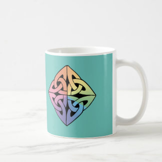 11 oz. Celtic Diamond Knot Mug