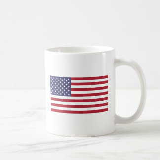 11 oz Classic Mug with Flag of USA