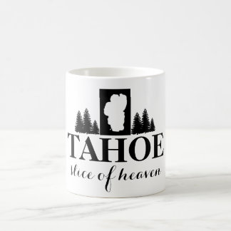11 oz LAKE TAHOE SLICE OF HEAVEN COFFEE MUG