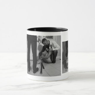"11 oz mug ""Fragile"""