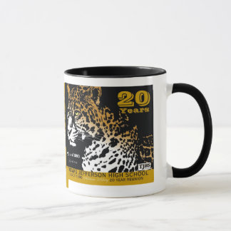 11 oz TJHS 20 Year Ceramic Mug