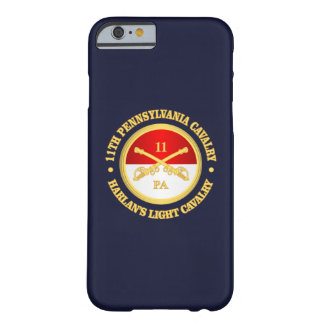 11 PA Cavalry Barely There iPhone 6 Case