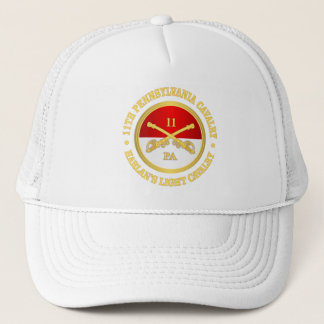 11 PA Cavalry Trucker Hat