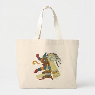 11.Yohualticetl - Mayan/Aztec Creator good Canvas Bags